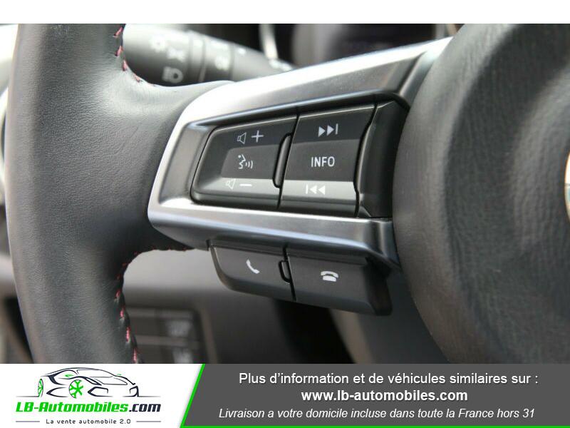 Mazda MX-5 ST 2.0L SKYACTIV-G 160 ch Blanc occasion à Beaupuy - photo n°15