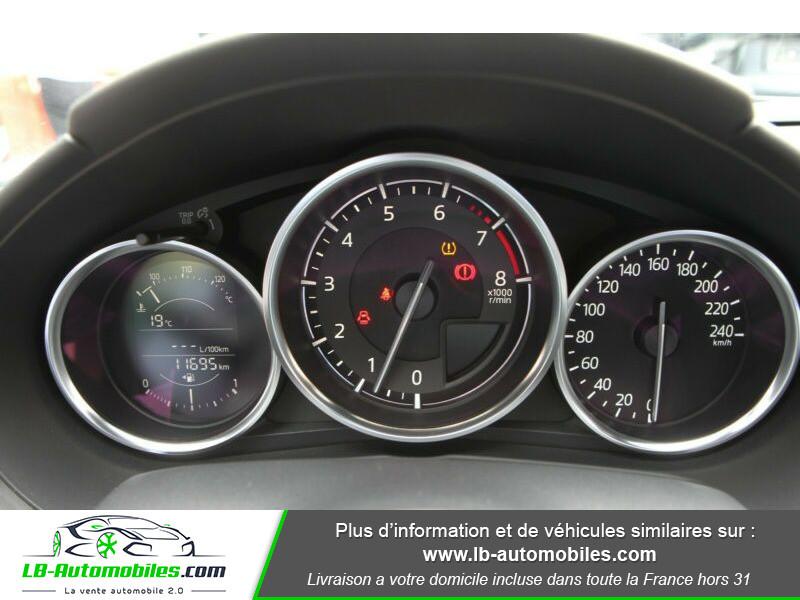 Mazda MX-5 ST 2.0L SKYACTIV-G 160 ch Blanc occasion à Beaupuy - photo n°13