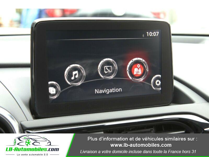 Mazda MX-5 ST 2.0L SKYACTIV-G 160 ch Blanc occasion à Beaupuy - photo n°16