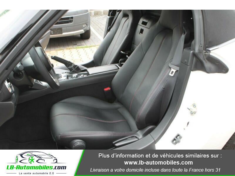 Mazda MX-5 ST 2.0L SKYACTIV-G 160 ch Blanc occasion à Beaupuy - photo n°6