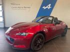 Mazda MX-5 ST 2019 MX5 1.5L SKYACTIV-G EVAP 132 ch Rouge 2019 - annonce de voiture en vente sur Auto Sélection.com