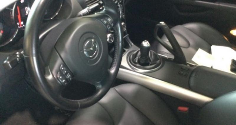 Mazda RX-8 BI-ROTOR 231CH PERFORMANCE Noir occasion à REZE - photo n°2