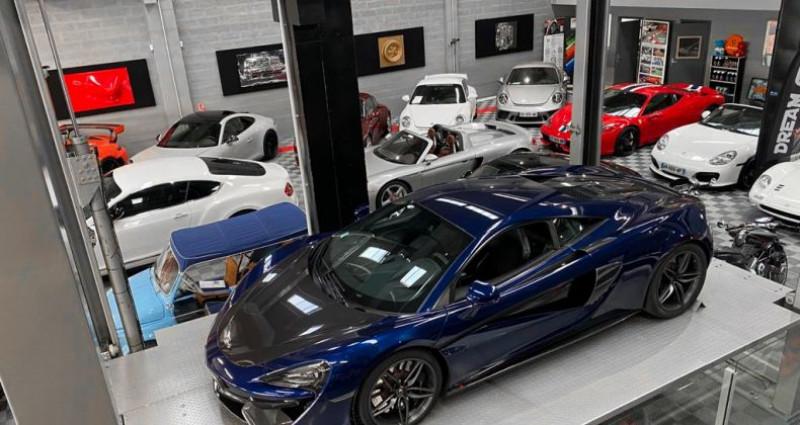 Mclaren 570s MCLAREN 570 S - ECOTAXE PAYEE Bleu occasion à SAINT LAURENT DU VAR