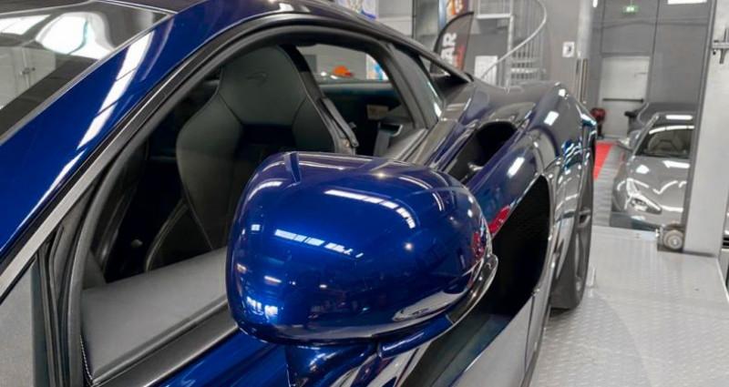 Mclaren 570s MCLAREN 570 S - ECOTAXE PAYEE Bleu occasion à SAINT LAURENT DU VAR - photo n°6