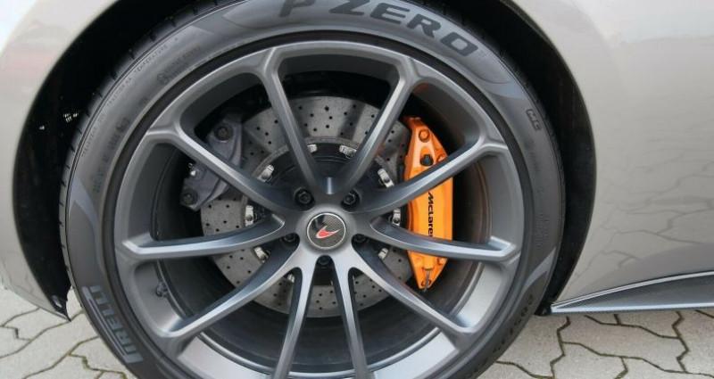 Mclaren 570s Spider V8 3.8L Gris occasion à Boulogne-Billancourt - photo n°6