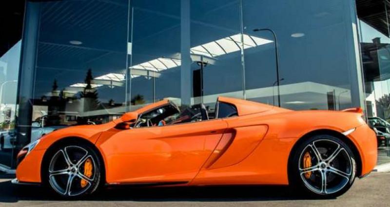 Mclaren 650S - CERAMIC BRAKES - FULL OPTION Orange occasion à IZEGEM - photo n°3
