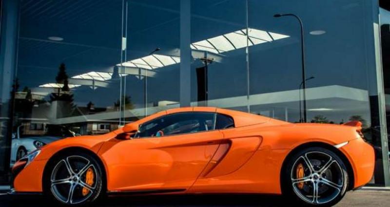 Mclaren 650S - CERAMIC BRAKES - FULL OPTION Orange occasion à IZEGEM - photo n°4