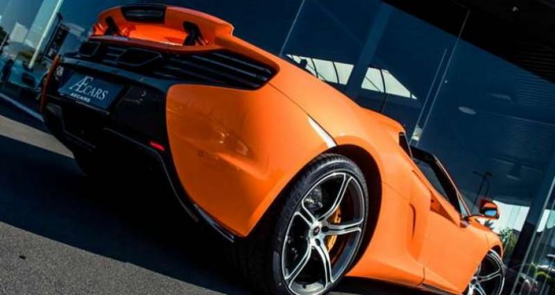Mclaren 650S - CERAMIC BRAKES - FULL OPTION Orange occasion à IZEGEM - photo n°5