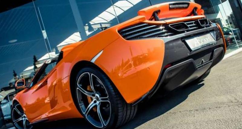 Mclaren 650S - CERAMIC BRAKES - FULL OPTION Orange occasion à IZEGEM - photo n°6