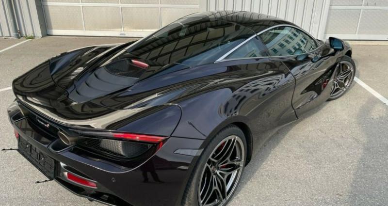 Mclaren 720s 3.8 V8 biturbo 720ch Luxury Noir occasion à Boulogne-Billancourt - photo n°5