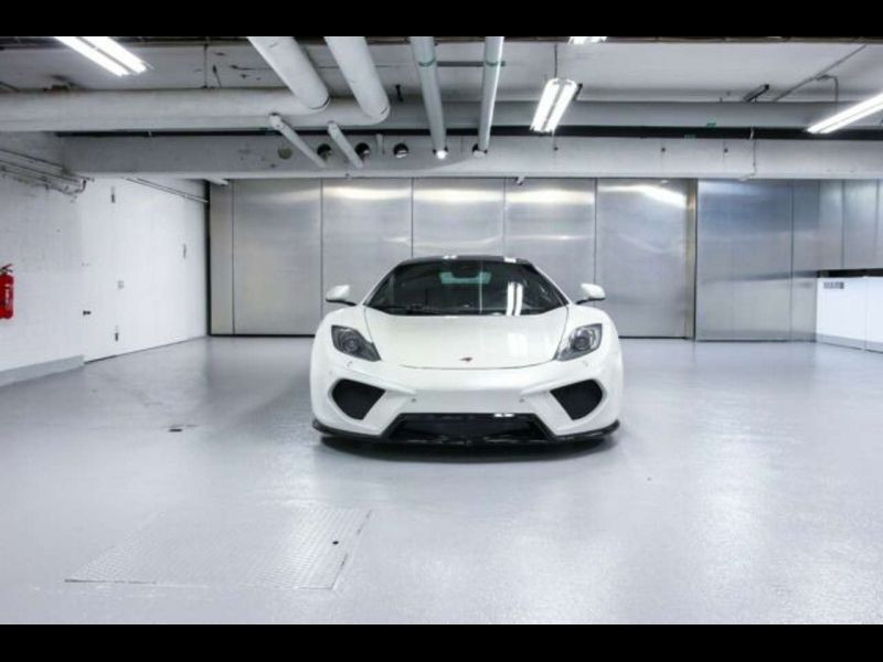 Mclaren Mp4-12c 3.8 V8 Blanc occasion à BEAUPUY - photo n°8