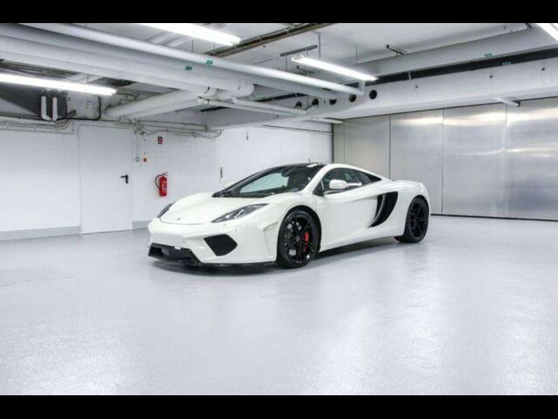 Mclaren Mp4-12c 3.8 V8 Blanc occasion à BEAUPUY