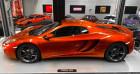 Mclaren Mp4-12c McLaren MP4 12C Spider Volcano Orange Orange à SAINT LAURENT DU VAR 06