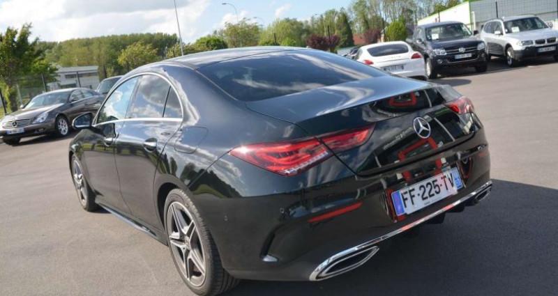 Mercedes 180 COUPÉ D 7G-DCT AMG LINE Noir occasion à Saint Amand Les Eaux - photo n°3