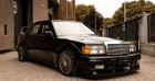 Mercedes 190 MERCEDES-BENZ 190E 2.3-16 Noir à Reggio Emilia 42