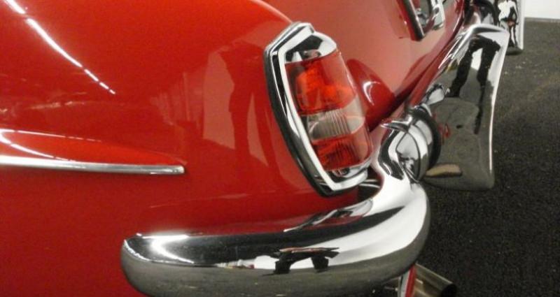 Mercedes 190 SL Rouge occasion à Charleville Mezieres - photo n°7