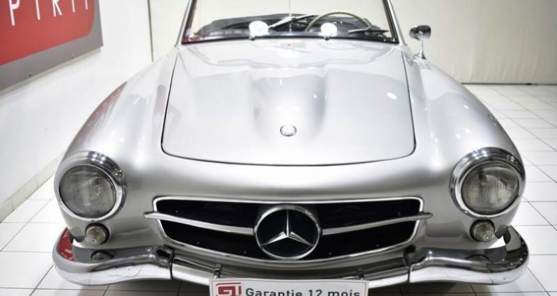 Mercedes 190 SL  occasion à La Boisse - photo n°5