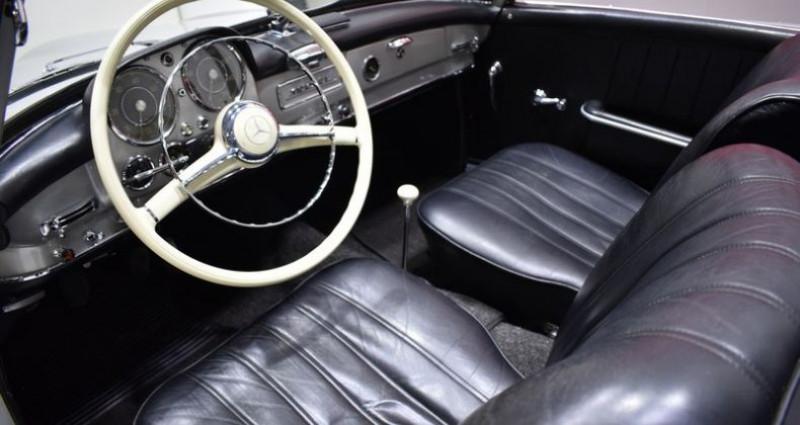 Mercedes 190 SL  occasion à La Boisse - photo n°7
