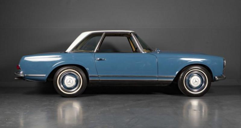 Mercedes 250 SL Pagode 1967 Bleu occasion à Brest