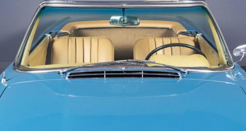 Mercedes 250 SL Pagode 1967 Bleu occasion à Brest - photo n°4