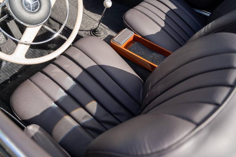 Mercedes 250 SL Beige occasion à rodez - photo n°3