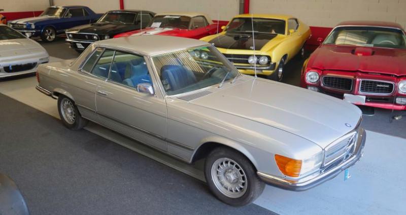 Mercedes 350 SLC Coupée V8  occasion à Pouzauges