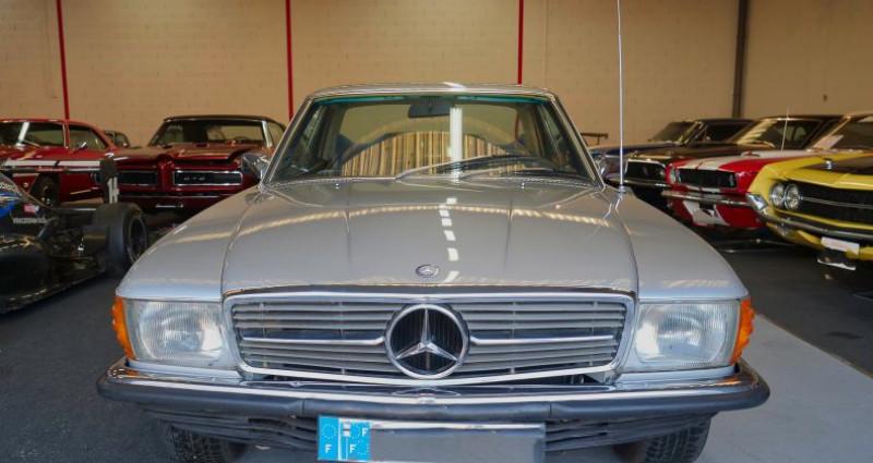 Mercedes 350 SLC Coupée V8  occasion à Pouzauges - photo n°5