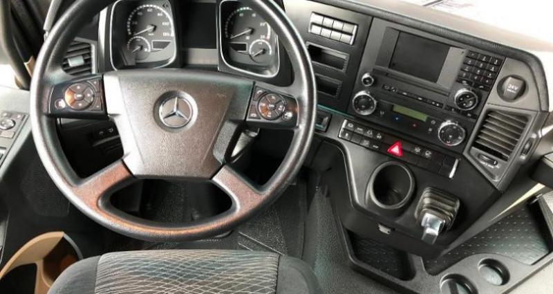 Mercedes Actros 1845 Streamspace 2.3 m E6 Blanc occasion à Angers Villeveque - photo n°5