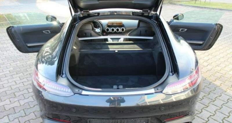 Mercedes AMG GT # Inclus Carte Grise, Malus écolo et livraison à votre domic Noir occasion à Mudaison - photo n°6