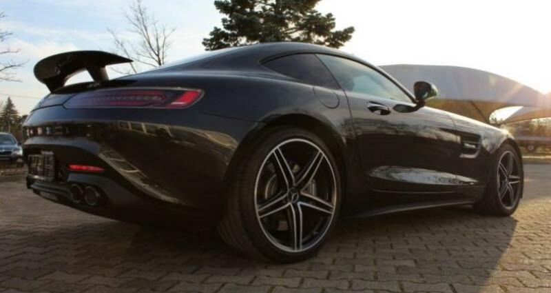 Mercedes AMG GT # Inclus Carte Grise, Malus écolo et livraison à votre domic Noir occasion à Mudaison - photo n°5