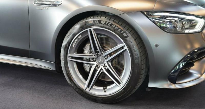 Mercedes AMG GT 43 4MATIC Noir occasion à Boulogne-Billancourt - photo n°7