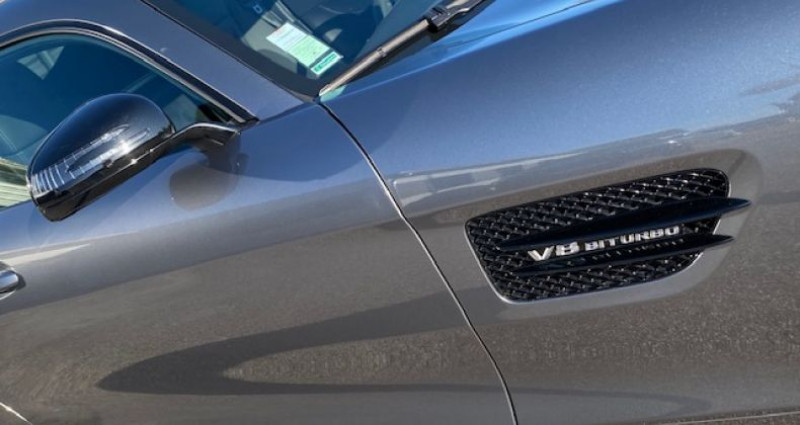 Mercedes AMG GT 510ch Gris occasion à DIJON - photo n°4