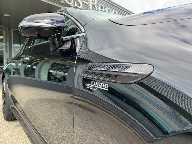 Mercedes AMG GT 53 AMG 435ch EQ Boost 4Matic+ Speedshift TCT AMG Noir occasion à Gières - photo n°7