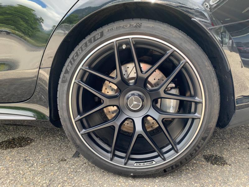 Mercedes AMG GT 53 AMG 435ch EQ Boost 4Matic+ Speedshift TCT AMG Noir occasion à Gières - photo n°8