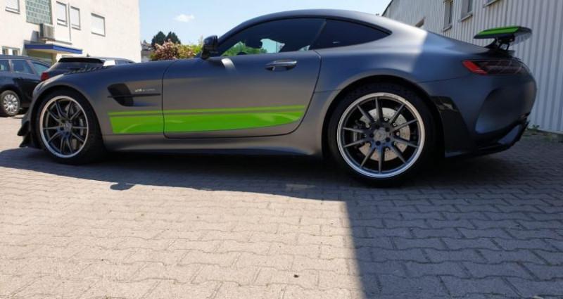 Mercedes AMG GT AMG GT-R Pro Gris occasion à Paris - photo n°5