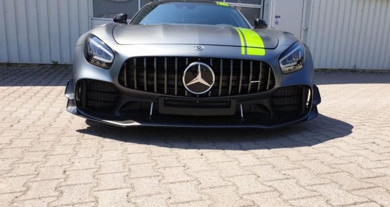 Mercedes AMG GT AMG GT-R Pro Gris occasion à Paris - photo n°2