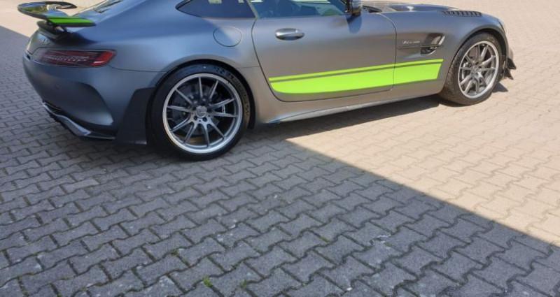 Mercedes AMG GT AMG GT-R Pro Gris occasion à Paris - photo n°6