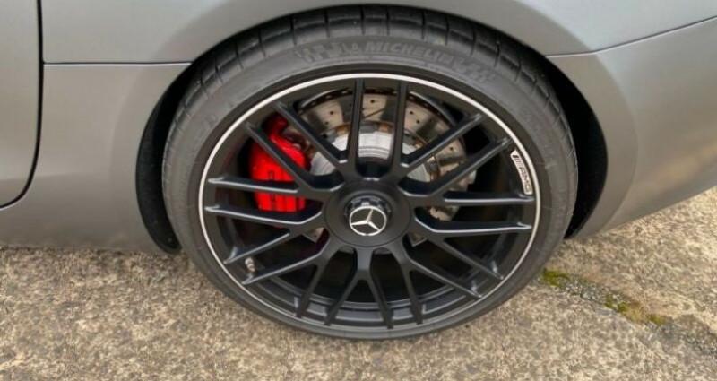 Mercedes AMG GT Coupé Gris occasion à Montévrain - photo n°4