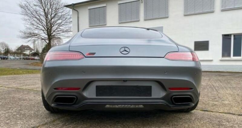 Mercedes AMG GT Coupé Gris occasion à Montévrain - photo n°2
