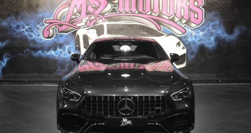 Mercedes AMG GT MERCEDES-AMG 4.0 V8 63 S 57CV 4MATIC+ 639 Gris occasion à CANNES - photo n°2