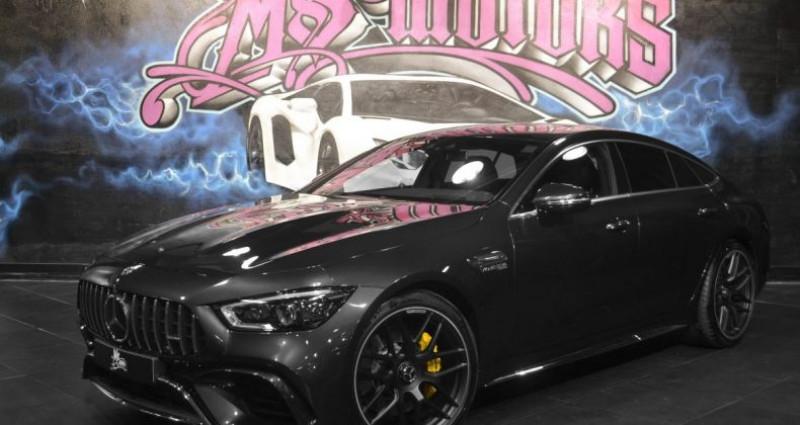 Mercedes AMG GT MERCEDES-AMG 4.0 V8 63 S 57CV 4MATIC+ 639 Gris occasion à CANNES