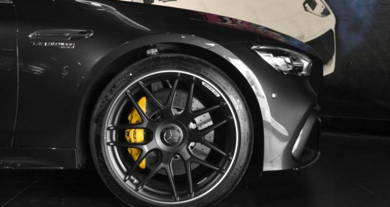 Mercedes AMG GT MERCEDES-AMG 4.0 V8 63 S 57CV 4MATIC+ 639 Gris occasion à CANNES - photo n°6