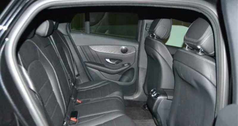 Mercedes CL #  Coupe 250 d 4MATIC # 1ere Main Noir occasion à Mudaison - photo n°4