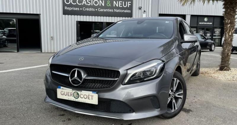 Mercedes Classe A 180 (W176) 180 D BUSINESS EDITION 7G-DCT Gris occasion à GUER - photo n°2