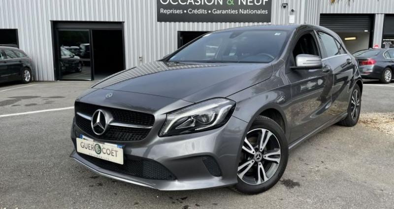 Mercedes Classe A 180 (W176) 180 D BUSINESS EDITION 7G-DCT Gris occasion à GUER