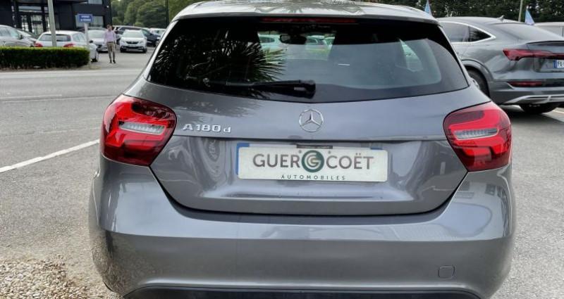 Mercedes Classe A 180 (W176) 180 D BUSINESS EDITION 7G-DCT Gris occasion à GUER - photo n°4