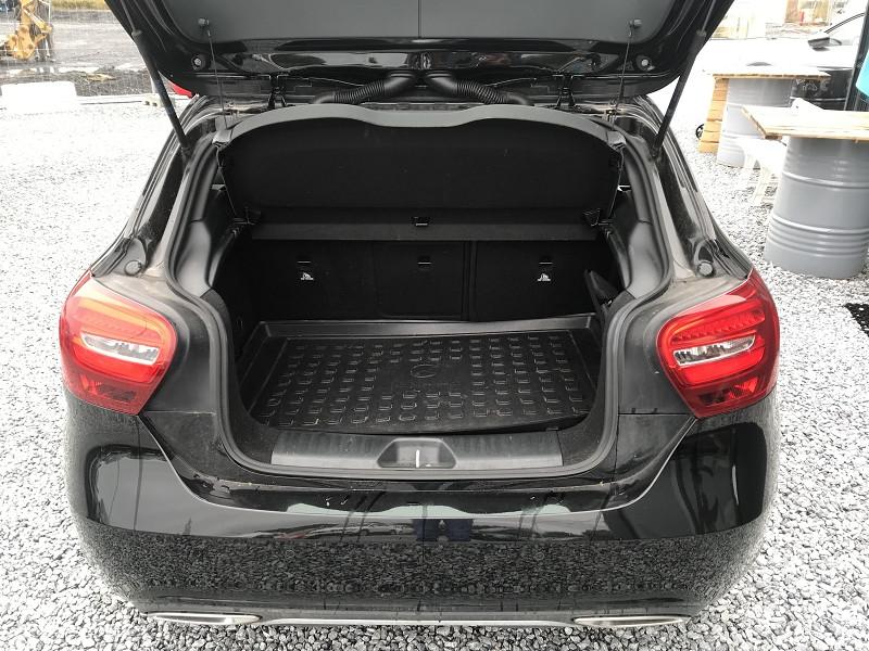 Mercedes Classe A 180 (W176) 180 D SENSATION Noir occasion à Serres-Castet - photo n°3