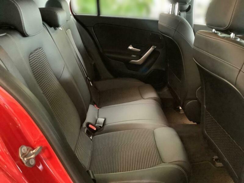 Mercedes Classe A 180 (W177) 180 136CH PROGRESSIVE LINE 7G-DCT Rouge occasion à Villenave-d'Ornon - photo n°5