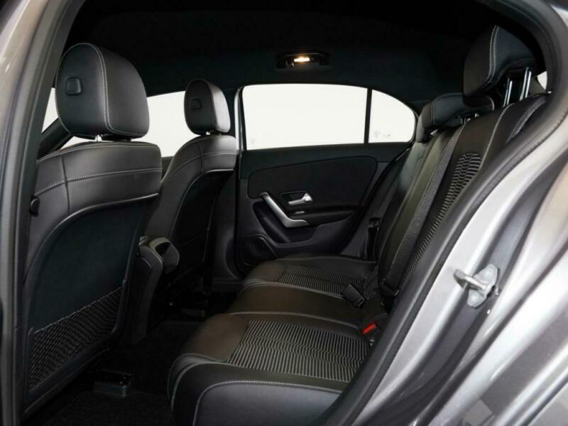 Mercedes Classe A 180 (W177) 180 136CH PROGRESSIVE LINE 7G-DCT Gris occasion à Villenave-d'Ornon - photo n°6