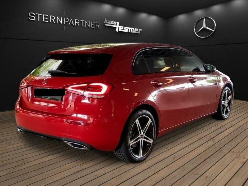 Mercedes Classe A 180 (W177) 180 136CH PROGRESSIVE LINE 7G-DCT Rouge occasion à Villenave-d'Ornon